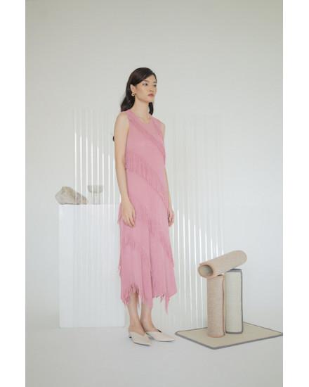 Sammi Dress Pale Pink