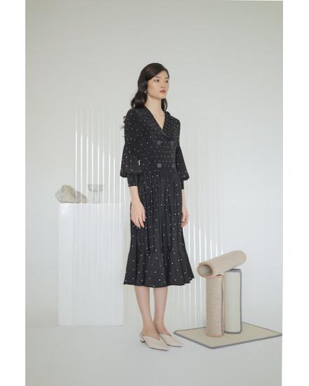 Moxie Dress Black