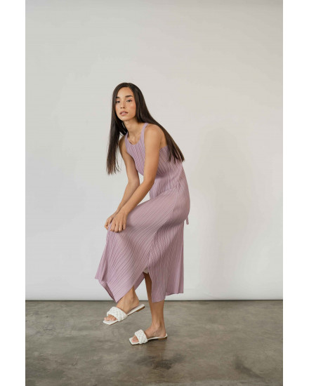 Lana Dress in Lilac - PREORDER