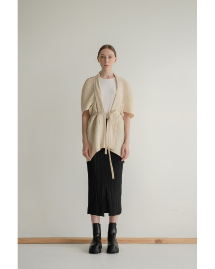 Lena Outer in Beige