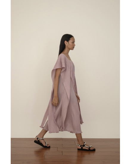 Kaya Dress in Lilac