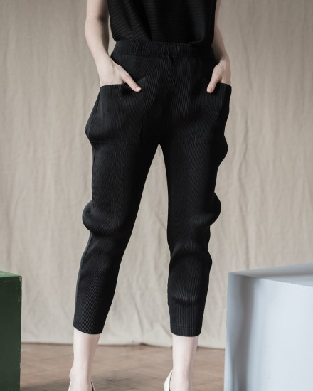 Kato Pants Black