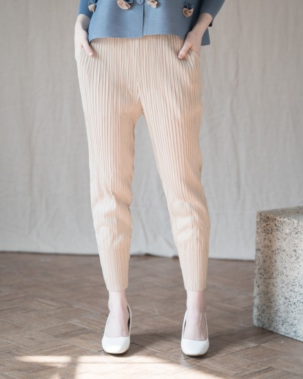 Izzy Pants Dirty White