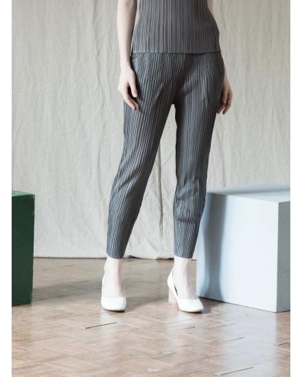 Izzy Pants Dark Grey