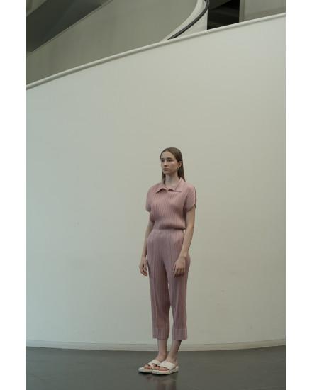 Otley Pants in Dust Pink