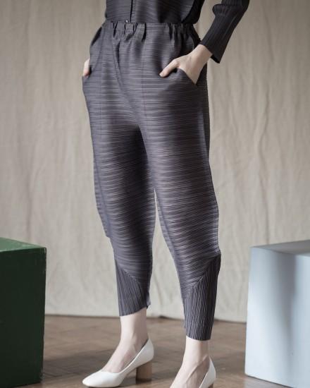 Nora Pants Dark Grey