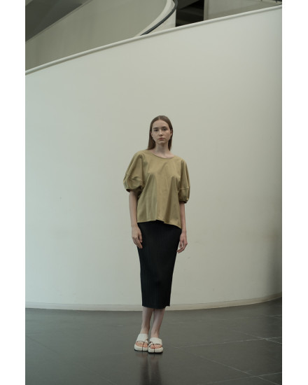 Jacque Top in Olive