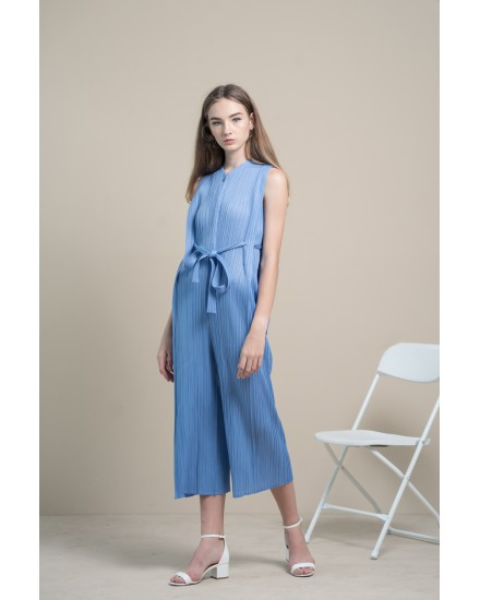 Thea Jumpsuit Baby Blue